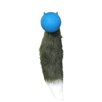 JW Pet Company Cuz Tail Dog Toy, Large (Colors Vary)