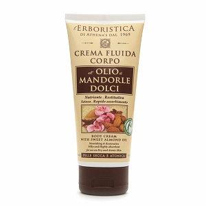 L'Erboristica Body Cream with Sweet Almond Oil
