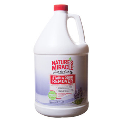 Nature's Miracle® Just For Cats Lavender Stain & Odor Remover