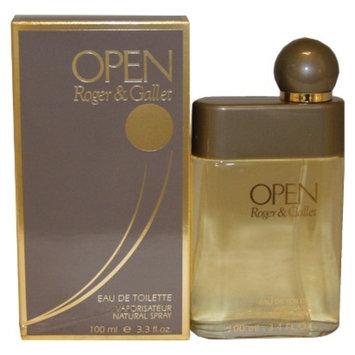 Men's Open by Roger & Gallet Eau de Toilette Spray - 3.4 oz