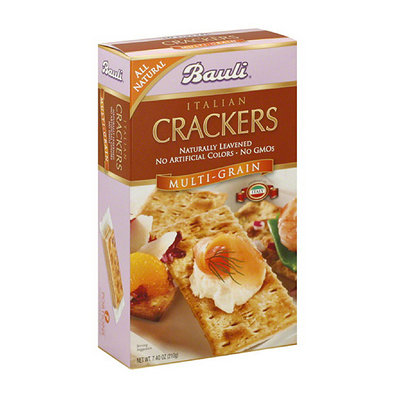 Bauli Multigrain Italian Crackers