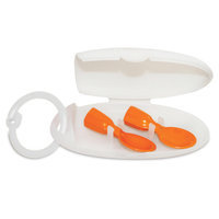 Infantino 2-Pack Fresh Squeezed Couple A Spoons