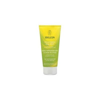 Weleda Creamy Body Wash, Citrus, 6.8 oz