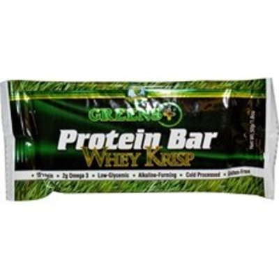 Greens Plus High Protein Whey Krisp (12x1.76Oz)