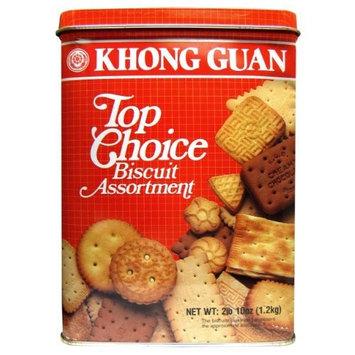 Khong Guan Top Choice, 42-Ounce