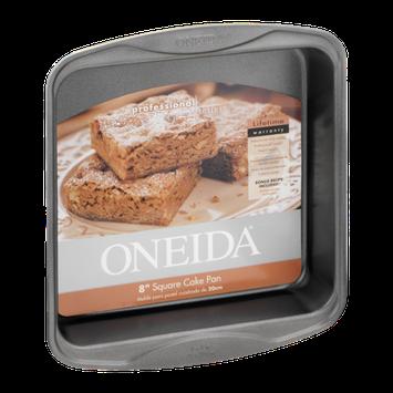 Oneida 8'' Square Cake Pan