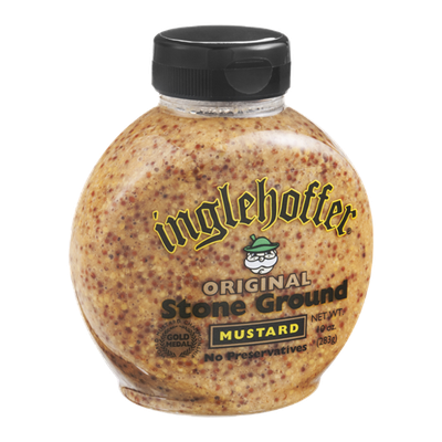 Inglehoffer Original Stone Ground Mustard