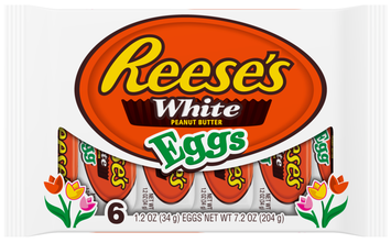 Hershey's Reese's White Peanut Butter Eggs