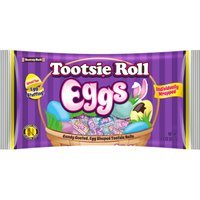 Tootsie Roll Easter Eggs