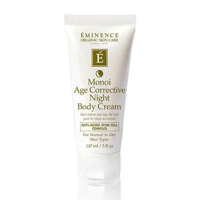 Eminence Organics Monoi Age Corrective Night Body Cream