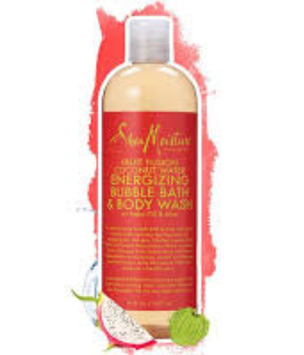 SheaMoisture Fruit Fusion Coconut Water Energizing Bath Body & Massage Oil