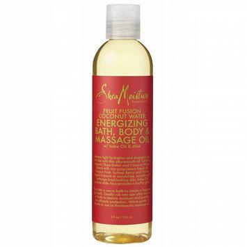 SheaMoisture Fruit Fusion Coconut Water Energizing Bath Body & Massage Oil