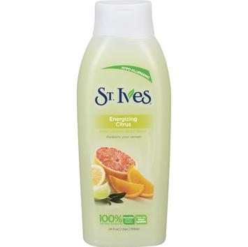 St. Ives Energizing Citrus Body Wash