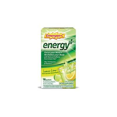 Emergen-C Energy+ Lemon-Lime