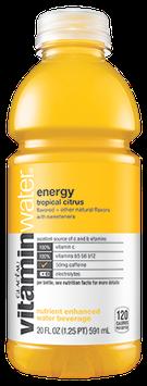 vitaminwater Energy Tropical Citrus