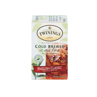 TWININGS® OF London English Classic Cold Brewed Iced Tea