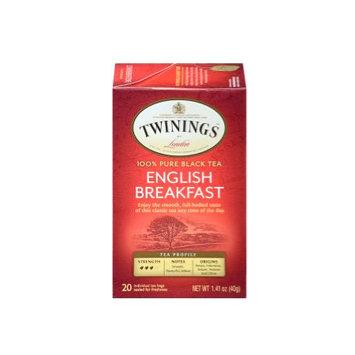 TWININGS® OF London English Breakfast Tea Bags