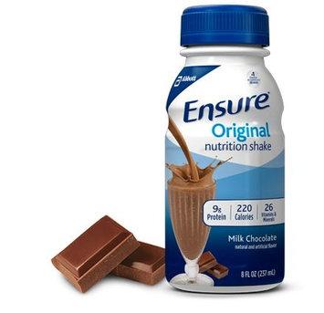 Ensure® Original Milk Chocolate Nutrition Shake