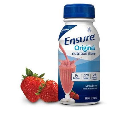 Ensure® Original Strawberry Nutrition Shake