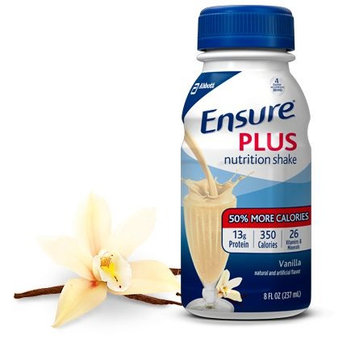 Ensure® Plus Vanilla Nutrition Shake