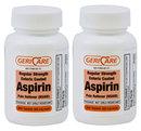 Otc Enteric Coated Aspirin 325mg 200 Coated Tablets