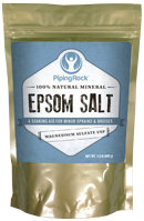 Piping Rock Epsom Salt 1.5 lb Magnesium Sulfate