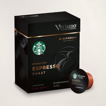 STARBUCKS® Espresso Roast Rich & Caramelly Verismo® Pods