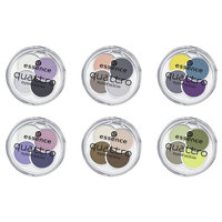 essence Quattro Eyeshadow Palettes