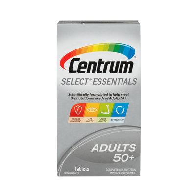 Centrum® Select Essentials 50+