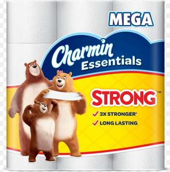 Charmin® Essentials Strong Mega Roll