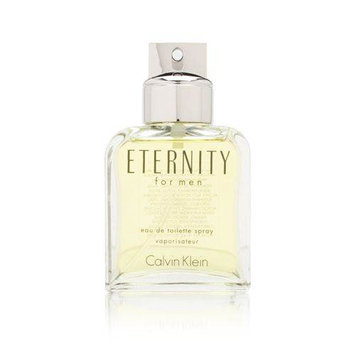 None Men Calvin Klein Eternity EDT Spray Tester 3.4 oz