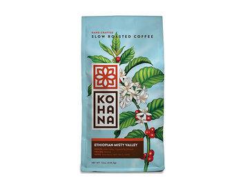 Kohana Coffee Ethiopian Yirgacheffe Misty Valley