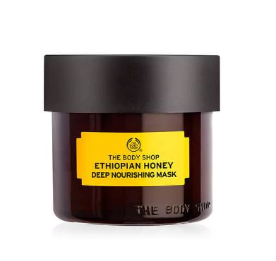 THE BODY SHOP® Ethiopian Honey Deep Nourishing Mask