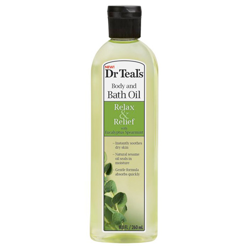 Dr Teal's® Relax & Relief Bath & Body Oil