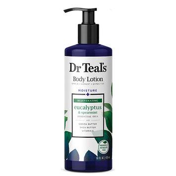 Dr Teal's® Rejuvenating Eucalyptus & Spearmint Body Lotion