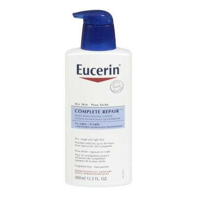 Eucerin Complete Repair Intensive Lotion with 5% Urea
