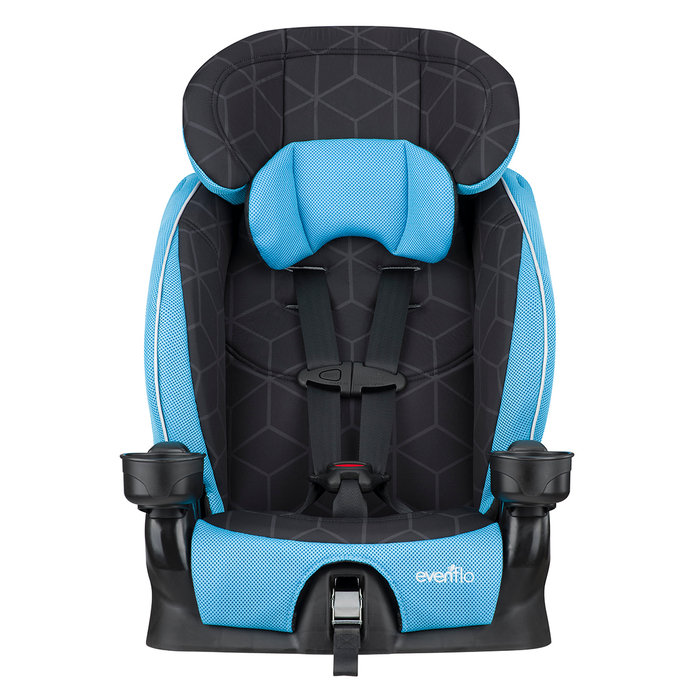 evenflo ADVANCED Chase® LX Harnessed Booster Car Seat