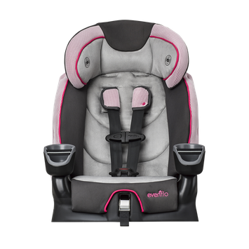 evenflo Maestro Performance Harnessed Booster Car Seat