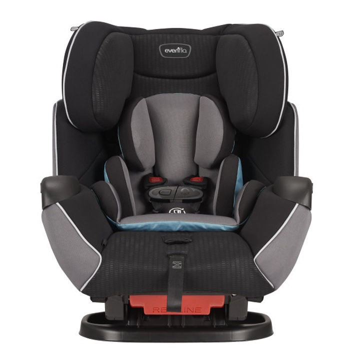 evenflo Platinum Symphony LX All-in-One Car Seat