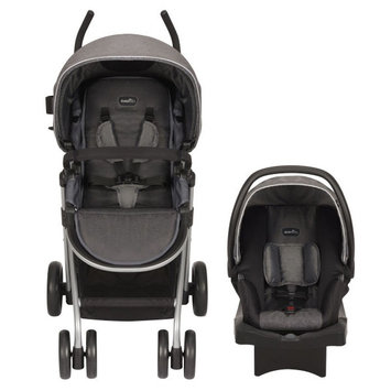 evenflo Sibby™ Travel System with LiteMax 35 Infant Car Seat