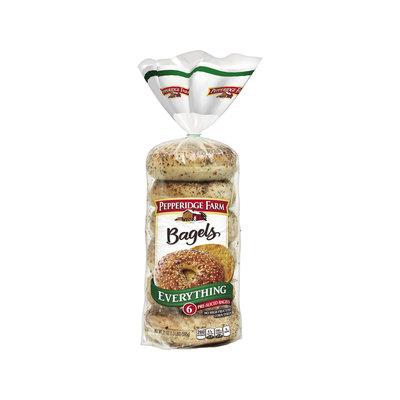 Pepperidge Farm® Bagels Everything