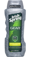 Irish Spring Exfoliating Clean with Volcanic Minerals Body Wash