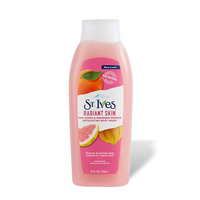 St. Ives Radiant Pink Lemon & Mandarin Orange Body Wash