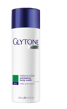 Genesis/glytone/avene Glytone Exfoliating Body Wash 6.7oz