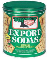 Keebler Export Sodas Crackers