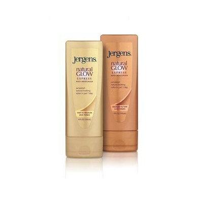 JERGENS® Natural Glow® Express Body Moisturizer One Day
