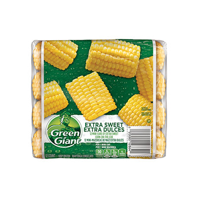 Green Giant® Extra Sweet Mini Ears of Corn-on-the-cob