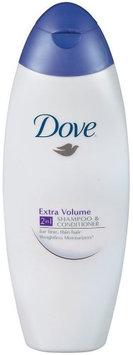 Dove Extra Volume 2-in-1 Shampoo & Conditioner
