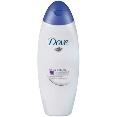 Dove Extra Volume 2-in-1 Shampoo & Conditioner