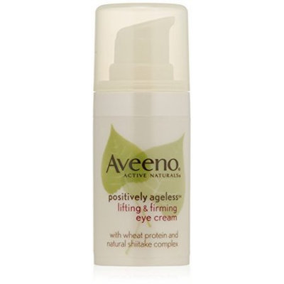 Aveeno® Active Naturals Positively Ageless Lifting & Firming Eye Cream